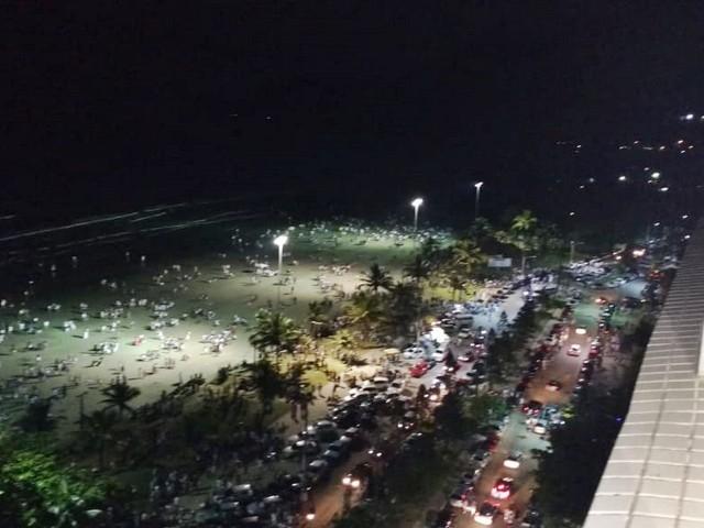 Duplex com vista para a Praia