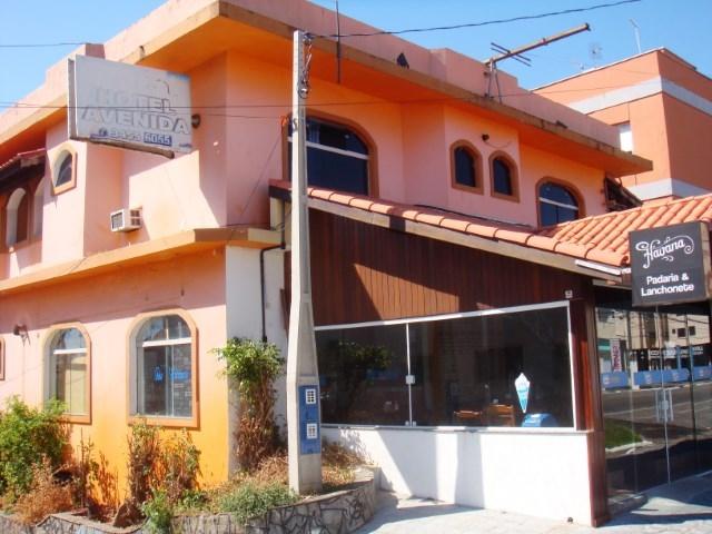 Hotel Avenida em Peruíbe